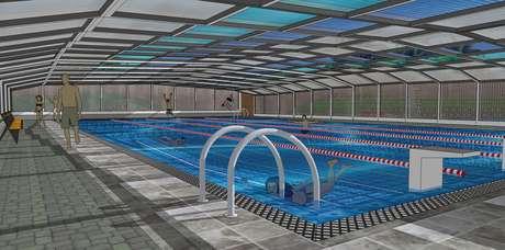 El gran parque que busca cambiar el rostro a san cosme for Construccion piscina temperada