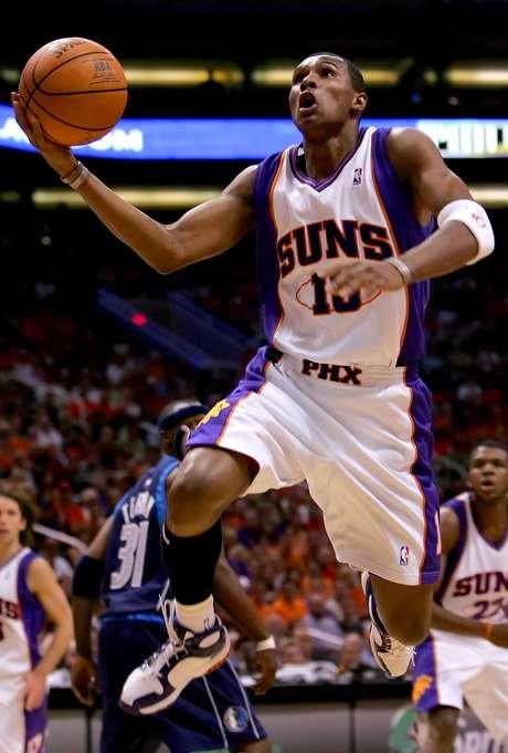 <p>Leandrinho volta ao Phoenix Suns, equipe onde fez mais sucesso na NBA</p>