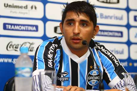 <p>Argentino est&aacute; emprestado pelo San Lorenzo e n&atilde;o poder&aacute; enfrentar ex-clube</p>