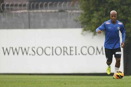 <p>Marcos Assun&ccedil;&atilde;o teve passagem apagada pelo Santos</p>
