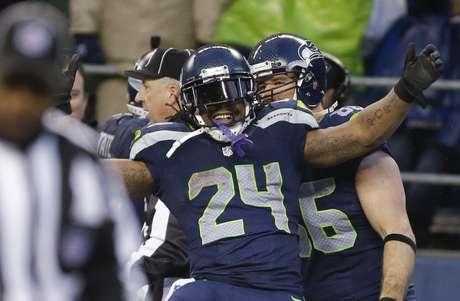 <p>Seattle Seahawks buscam a segunda decisão do Super Bowl na história</p>