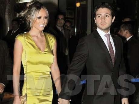 <p>Vanessa Huppenkothen le fue infiel a su marido, el empresario Juan Fernández, con el conductor Miguel Gurwitz.</p>