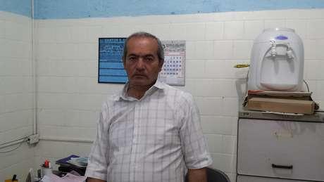 Cícero Barbosa da Silva, 51 anos, acredita que ação da prefeitura para vencer a cracolândia dará certo