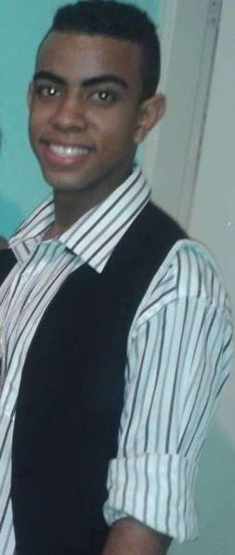 O jovem foi encontrado morto no centro de SP