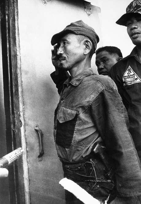 Hiroo Onoda, soldado imperial japonês que se escondeu em uma selva por quase 30 anos