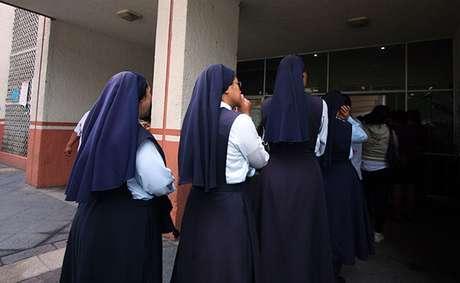 <p>La monja aseguró que va a ocuparse de su hijo, a quien llamará Francisco en honor al papa.</p>