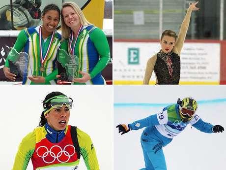 <p>Com 13atletas titulares, dividindo-se entre modalidades de neve e de gelo, o Brasil terá em Sochi a maior delegação de sua história em Olimpíadas de Inverno. Na equipe que estará em ação na Rússia, haverá atletas dos mais curiosos desde naturalizados até competidores que participam de modalidades de verão. Conheça o Time Brasil em Sochi 2014:</p>