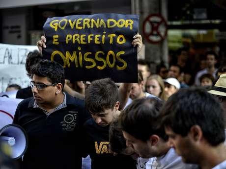 Prefeito de Santa Maria vê influência de membros da oposição em manifestações que chegaram a pedir o seu impeachment após a tragédia