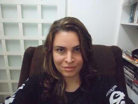 <p>Delegada postou foto no Facebook em 13 de dezembro</p>