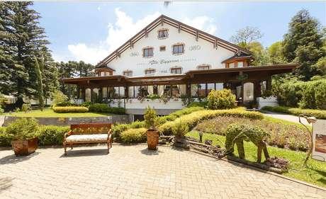 <p>Hotel Ritta Höppner foi premiado também como o melhor na categoria Pequeno Porte da América do Sul</p>
