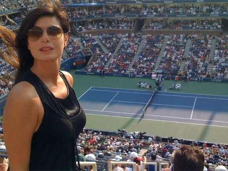 <p>Ilaria D'Amico, que ficou famosacomo musada emissora RAI,é a namorada de Buffon</p>