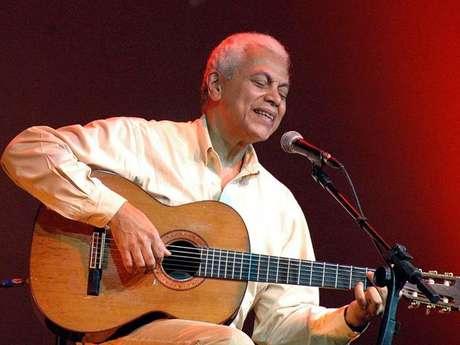 O músico Paulinho da Viola, que se apresenta no principal evento da Prefeitura, na Praça da República