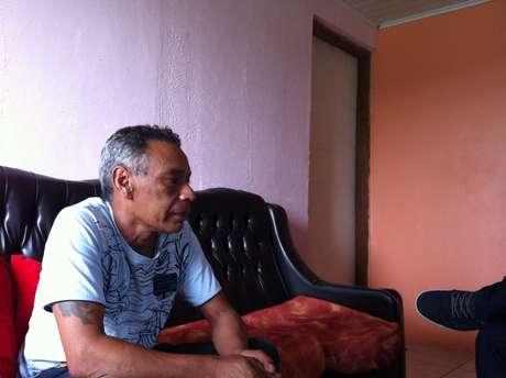 Gelson Altemir Silva da Silva presenciou mais de uma centena de enterros em apenas dois dias