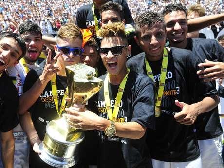 <p>Santos é o atual campeão da Copa São Paulo</p>