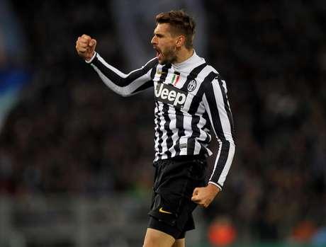 Llorente evitou a derrota da Juventus