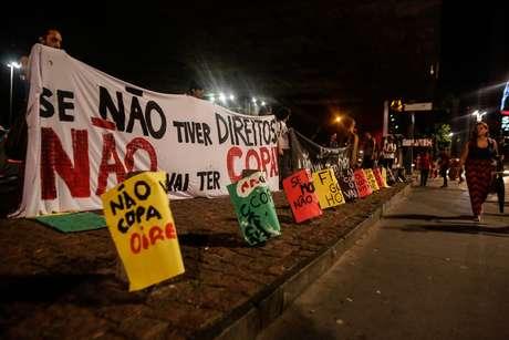 <p>Manifestações estão marcadas para diversas cidades do Brasil; em SP, 23 mil prometem comparecer</p>