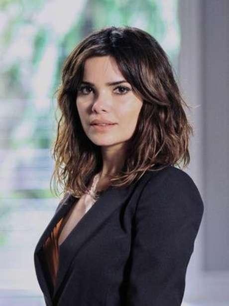 A atriz Vanessa Giácomo