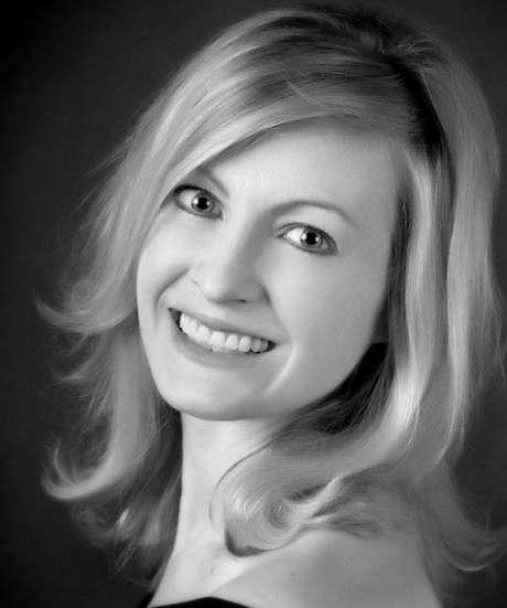 A cantora lírica Amy Herbst