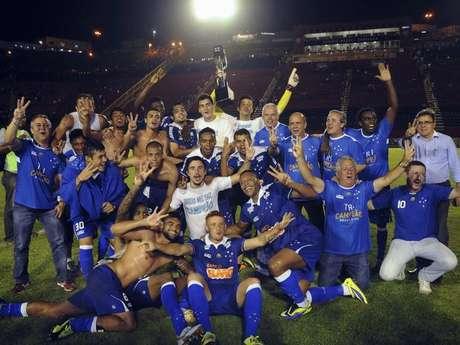 Vencedor do Campeonato Brasileiro, Cruzeiro é apontado como mais rico do torneio