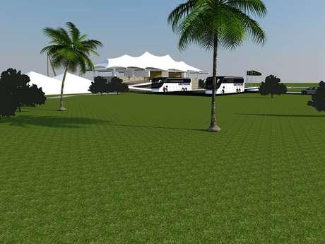 CT Praia do Forte vai receber os treinos da Croácia, que está no grupo do Brasil
