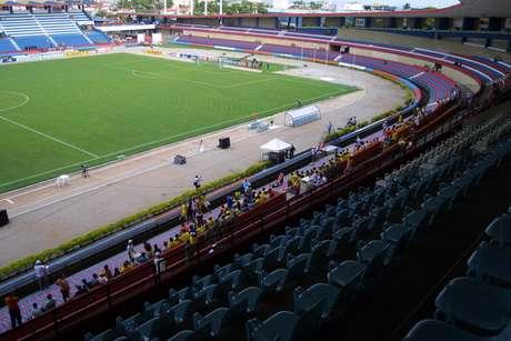 O Estádio Rei Pelé, em Maceió, vai receber os treinos da seleção de Gana