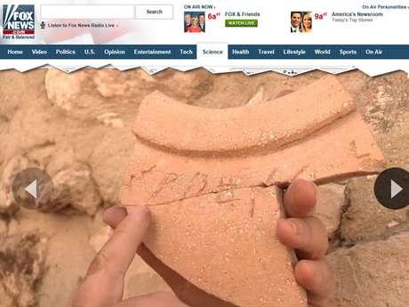 Texto incompleto em jarro de 3 mil anos indicaria que reino de Salomão existiu, diz professor