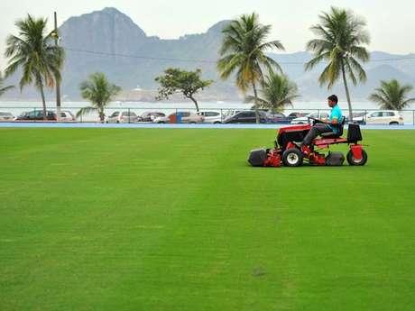O Centro de Capacitação Física do Exército, na Urca, no Rio de Janeiro, receberá os treinos da seleção da Inglaterra para a Copa do Mundo