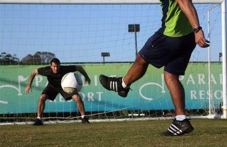 O Paradise Golf & Lake Resort, em Mogi das Cruzes, vai receber os treinos da Bélgica em sua preparação para a Copa