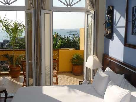 <p>Para quem curte intimidade e charme, a dica é o hotel Casa do Amarelinho</p>