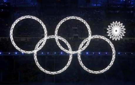 Cerimônia de Abertura teve grande falha na abertura dos anéis olímpicos