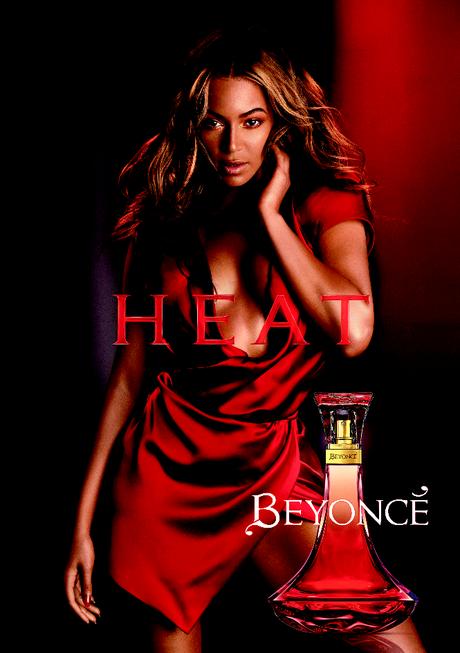 <p>Imagem de divulgação do novo perfume de Beyoncé lançado no Brasil</p>