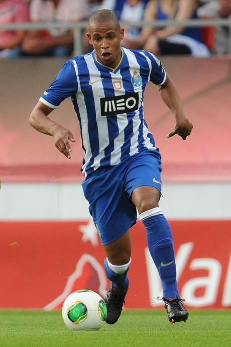 <p>Fernando Reges chegou ao Porto em 2007</p>