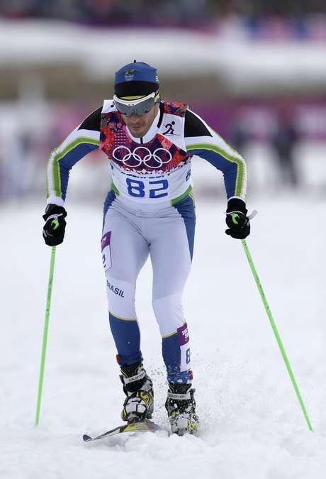 <p>Ribela, 33 anos, cogita abandonar a carreira de atleta</p>