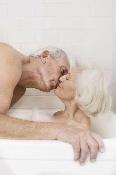 <p>Fatores como idade e menopausa não mostraram impacto na vida sexual das mulheres mais velhas</p>