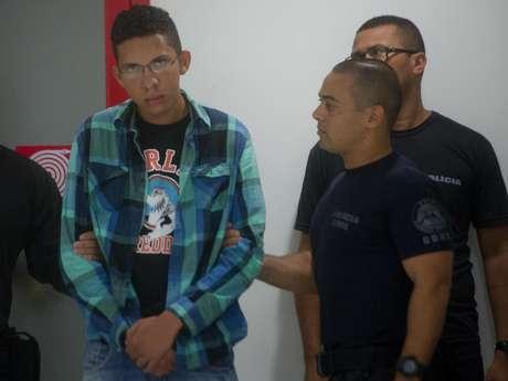 <p>Caio Silva de Souza foi preso em um município da Bahia nesta quarta-feira</p>