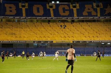 Boca y Belgrano jugarán en una Bombonera a puertas cerradas