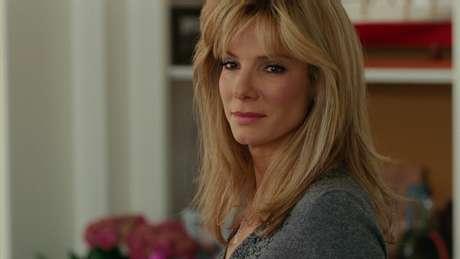 <p>Julia Roberts rechazó el papel de Sandra Bullock en 'The Blind Side'. Sandra gano el Oscar por su interpretación.</p>