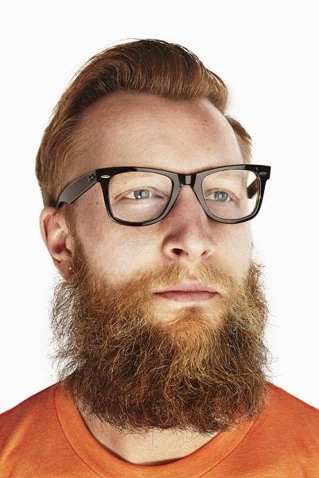 Segundo pesquisa, a barba causa irritação na pele