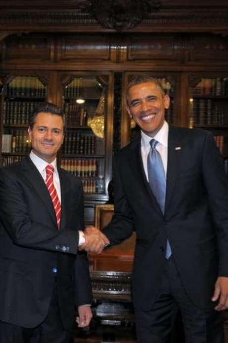 Barack Obama, visitará México por quinta ocasión este 19 de febrero, para participar en la Cumbre de Líderes de América del Norte en la ciudad de Toluca, Estado de México.
