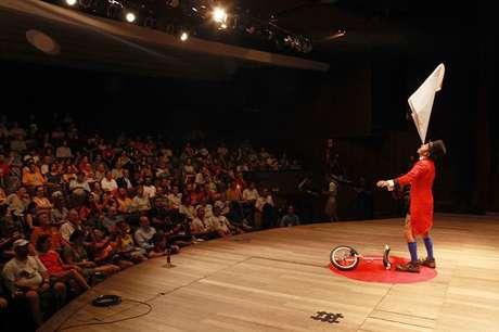 <p>O Fórum Mundial da Bicicleta discute questões de mobilidade urbana e ações do cicloativismo</p><p></p>