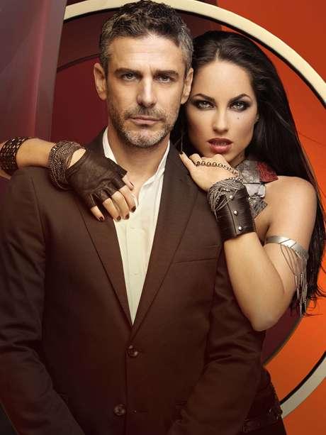 <p>'Dos Lunas' marca el regreso de Bárbara Mori a la TV.</p>