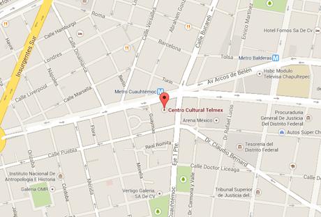 C mo llegar a auditorio foro sol plaza condesa y m s for Puerta 6 autodromo hermanos rodriguez ubicacion