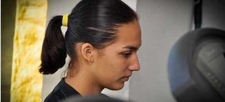 Dienifer D'Avila Loreto, 15 anos, era parte da Seleção Brasileira de canoagem