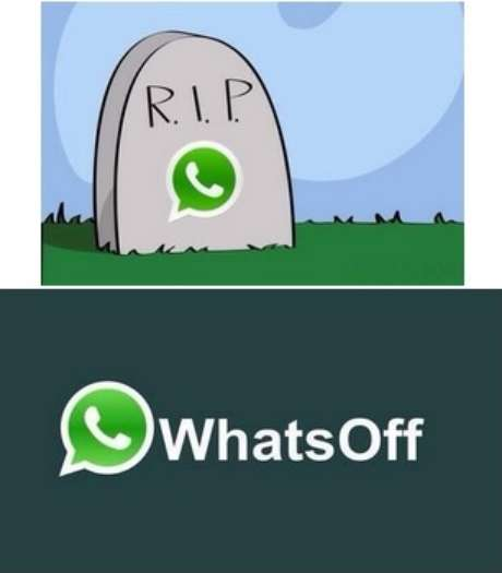 <p>Compra do WhatsApp pelo Facebook vira piada e preocupação de usuários na web</p><p></p>