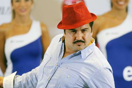 <p>El humorista nacional, Rudy Rey.</p>
