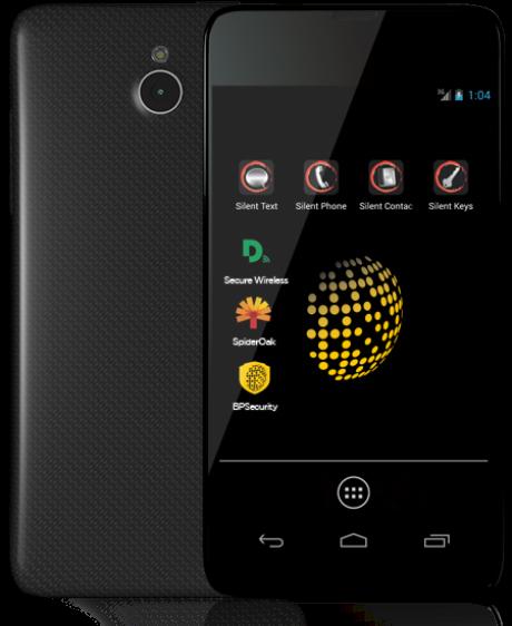 Smartphone usa versão alterada do Android, PrivatOs, para evitar quebra de dados