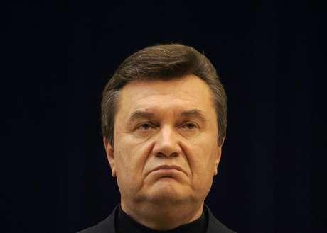 <p>Yanukovich foi colocado na lista de procurados do país pelo crime de assassinato em massa</p>