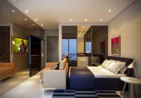 <p>A empresa Vitacon criou uma série de empreendimentos imobiliários que priorizam os microapartamentos, cada um com uma área de 19m². Informações: (11) 3588-0888</p>
