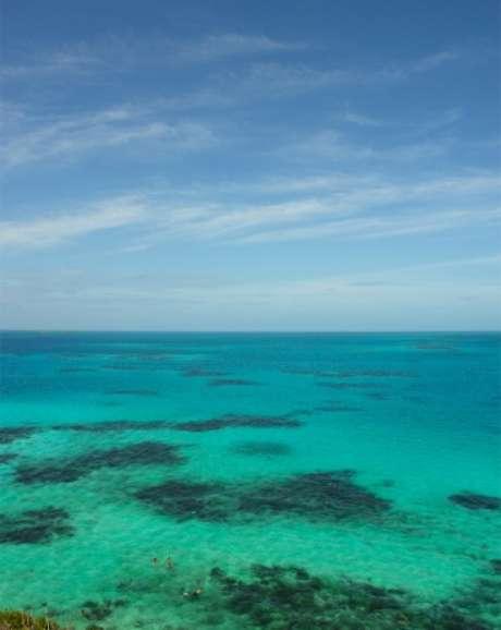 <p>Mar da Ilha de Provência e Santa Catalina</p>