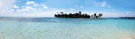 <p>San Andrés é uma das maiores atrações da Colômbia</p>